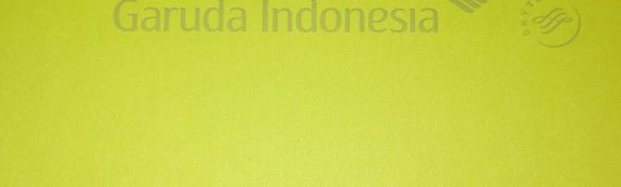 New Order to Garuda Indonesia